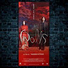 Film Poster Dolls Locandina Originale 33x70 CM Takeshi Kitano
