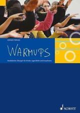 Warmups von Jürgen Terhag (2009, Taschenbuch), mit Lagerspuren