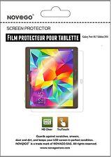 "2 Films protection écran haute transparence invisible pour GALAXY TAB S 10.5"" -"