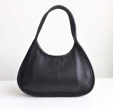 COACH Vintage Leather Asymmetrical Black Bag #115