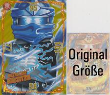 LEGO Ninjago Sammelkarten SERIE 2 - 4 - Ultra Kai Airjitzu - Helden Karte