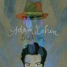 Like a Man by Adam Cohen CD, FACTORY SEALED