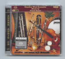 "Opus 3 Records ""Omnibus Wind Ensemble - Music by Frank Zappa"" Multi-Channel SACD"