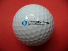 Pelota de golf con logo - bola del logotipo de CONSTELLATION ENERGY - CENG grupo - Golf