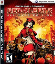 Command & Conquer Red Alert 3 PS3 New Playstation 3
