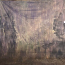 Scenic 10'x20' Muslin 100% Hand-Painted Photo Backdrop Background 46-608
