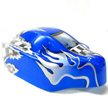 28285-2 Off Road Nitro RC 1/16 Scale Buggy Body Shell Blue UnCut