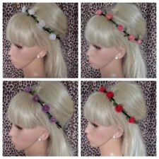 Polyester Crown Hair Accessories for Women
