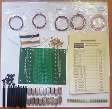 BandPass filters for CW/SSB TRX Klopik - KIT for assembly (9 bands), 27V
