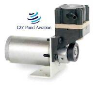 "NEW OEM Piston Air Compressor/Vacuum Pump, Thomas, 010CDC26/12 12VDC 18""hg"