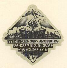 Ex Libris Harry Corvers : Opus 94, Broeders o.l.vrouw van zeven smarten