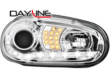 Fari DAYLINE VW Golf IV 1997-2004  chrome