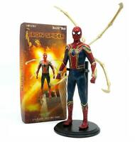 """Avengers Iron Spider Man Marvel 1:6 Scale Empire Toys 12"""" Action Figure Crazy 30"""