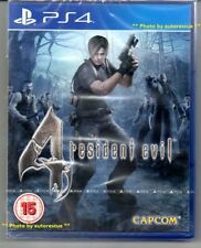 Resident Evil 4 HD    'New & Sealed'   *PS4(Four)*