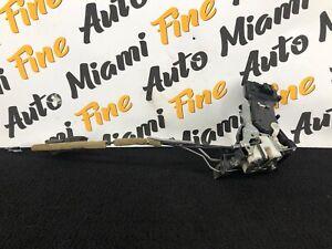 06-15 MAZDA MX-5 MIATA OEM LEFT HAND DRIVER SIDE DOOR LOCK LATCH ACTUATOR