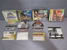 Sega Saturn VIRTUA FIGHTER 2 WORLD ADVANCED RIGLORD SAGA 2 Japan Import Lot