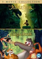 The Jungle Book (Live Action) / (Animation) DVD Neuf DVD (BUG0264