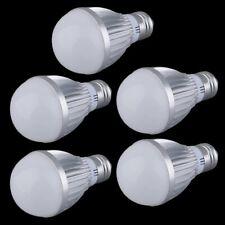 5Pcs Ultra Bright White 5W 12V Home LED Energy Saving Bulb Globe Lights US