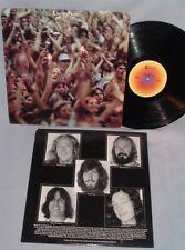 LP CROSBY NASH Live (not Stills / CSN) VG+