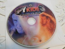 Spy Kids 3: Game Over (DVD, 2004  2-D Version)Disc Only 60-192