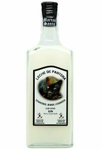 LECHE DE PANTERA 70 cl. | Bebida tradicional a base de Leche Condensada