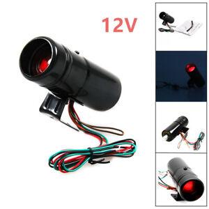 1PC RPM Shift Light Red LED 1000-11000 RPM Tachometer Tacho Gauge Adjustable