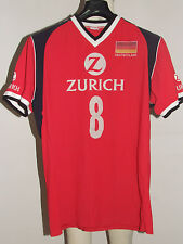 MAGLIA SHIRT PALLAVOLO VOLLEY SPORT MATCH WORN GERMANIA GERMANY WESTPHAL 8