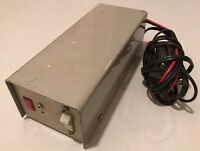 AIPHONE Power Supply Switch Model PS-2S INPUT 117V AC ~ 12V DC AC OUT Working