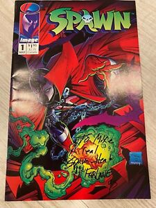 Spawn 1 Signed by McFarlane