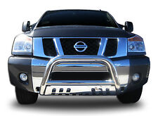 Broadfeet Bull Bar Front Bumper Guard [ Fits: 2004-2015 Nissan Armada / Titan ]