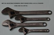 """15"""" ( 375 mm) Adjustable Spanner"""