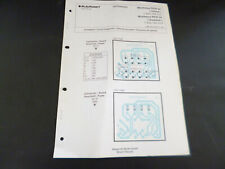 Original Service Manual Blaupunkt Autoradio  Montreux RCR 44