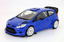 FORD FIESTA RS WRC STREET 2011 BLUE MINICHAMPS 151110891 1/18 LHD LEFT HAND DRIV