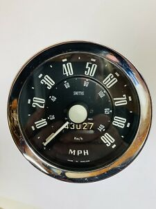 Rootes Hillman Minx Smiths Speedometer 3313/0 Used Untested