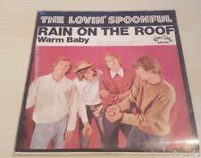 "The Lovin' Spoonful - Rain On The Roof, Warm Baby  7"" Single Vinyl NM"