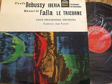 SUA ST 50614 Debussy Iberia / Falla Le Tricorne etc. / Fournet