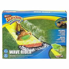 New Wham-O Wave Rider Slip 'N Slide & Boogie Board Water Garden Kids Official