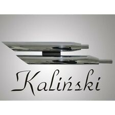 KALINSKI Exhaust Silencer Yamaha Wild Star / Road star 1600 1700