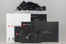 Leica M10-P Schwarz Typ 20021 OVP Neuwertig