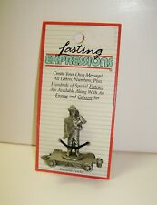 FIREMAN * Pewter * From Lasting Expressions Collection by FORT