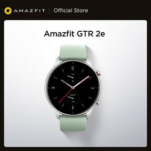 2021 New Amazfit GTR 2e Smartwatch 1.39'' AMOLED Sleep Quality Monitoring Heart