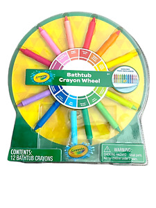 Crayola Bathtub Crayon Wheel