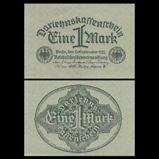 Germany 1 Mark, 1922, P-61, UNC