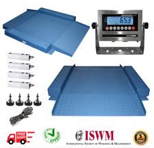 Op 921 Ntep Low Profile Drum Scale 3 X 3 X 15 5000lb X 1lb 5 Year Warranty