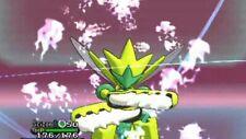 Shiny  Mega Scherox ★ 6DV  ★ Pokemon Ultra Sonne / Mond ★
