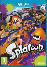 Videogiochi PAL (UK standard) Splatoon Nintendo