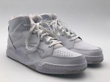Reebok Mens Basketball Sneakers, White, Size 11.5, BB4600 Mid