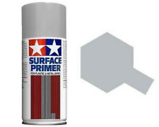TAMIYA SPRAY SURFACE PRIMER FOR PLASTIC & METAL GRAY TA87042