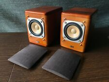 JVC SP-UX7000 MINI BOOKSHELF SPEAKERS LOOK AND SOUND GREAT! Output Tested!