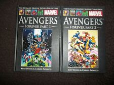Avengers Forever Parts 1&2 Marvel Ultimate Graphic Novel Collection